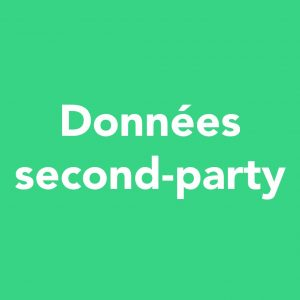 données second-party
