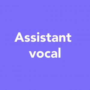assistant-vocal