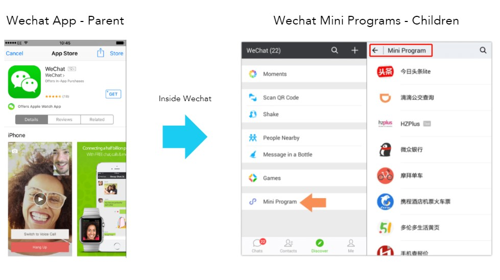 WeChat-Mini-programs